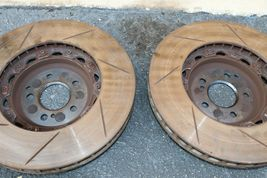 Mercedes CLS63 W219 Front & Rear AMG Brembo 6&4 Piston Brake Calipers & Rotors image 12