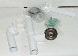 Watco 590 PP PVC BN Brushed Nickel Innovator Push Pull Tubular 16 Inch image 1