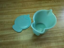 vintage tupperware creamer flip top - $12.30