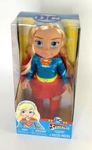 Supergirl Toddler Petite Doll Dc Super Hero Justice League Unlimited 15'... - $35.63