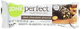 Zone Perfect Dark Chocolate Almond Nutrition Bars, 5 Count, 1.58 oz - $11.98