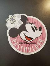 Authentic Disney Annual Passholder Chef Minnie Magnet - $17.00