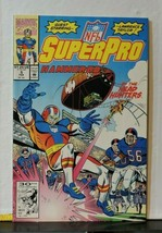 NFL SuperPro #5  February 1992 - $5.00