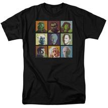 Star Trek Villains T-shirt Klingon Gorn Original series graphic t-shirt CBS742 image 1