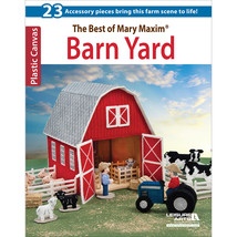 Leisure Arts-Barn Yard - $15.93