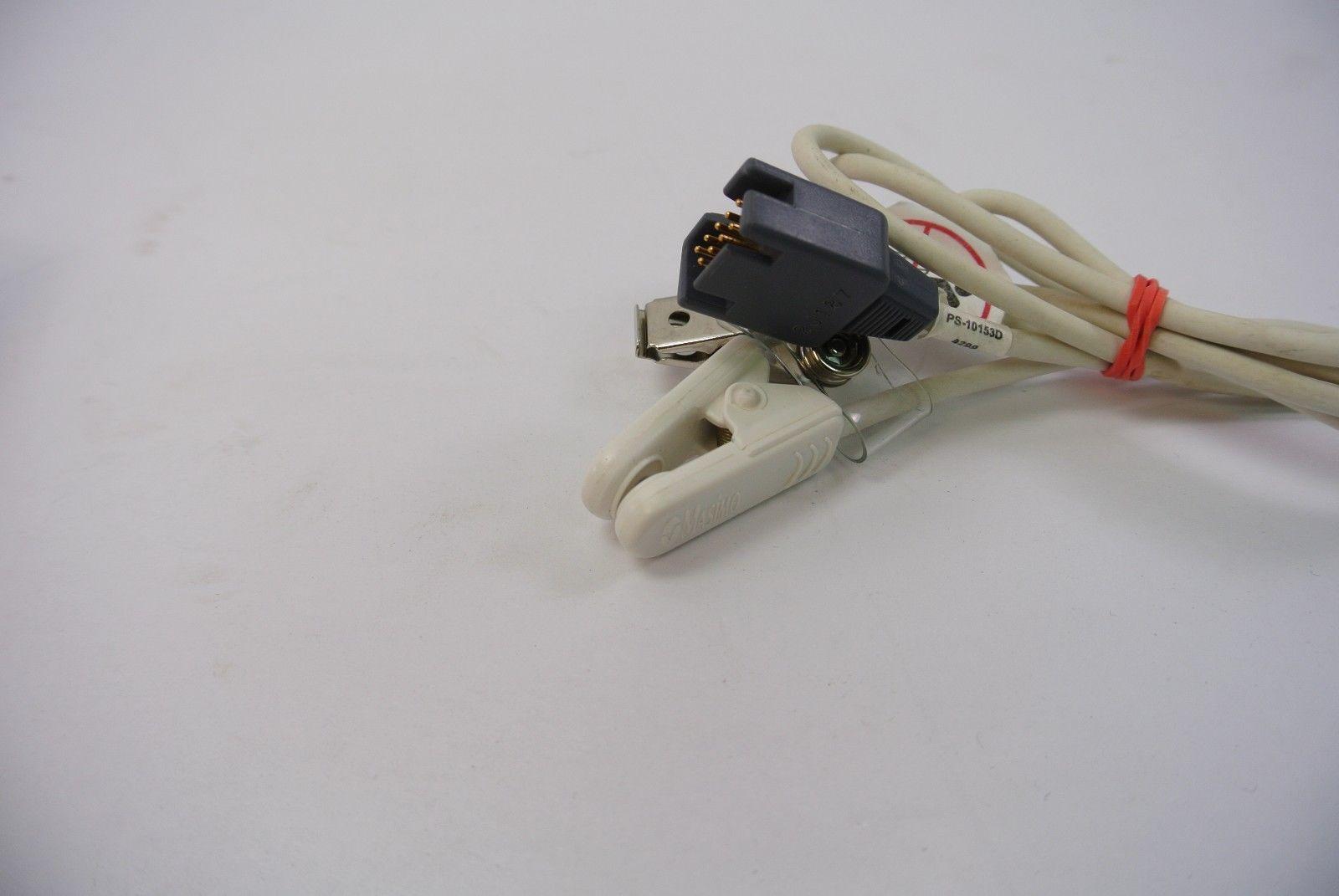 Masimo PS-10153D 8' Finger Sensor Cable