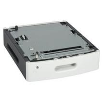 Lexmark 550-Sheet Lockable Tray - 550 Sheet - Card Stock, Envelope, Label, Plain - $258.39