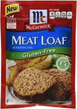 McCormick Gluten Free Meatloaf Seasoning, 1.5 oz (Case of 12) - $46.52