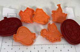 Halloween Cookie Cutters Assorted Lot Pumpkins Bats Holiday Baking  A - $11.25