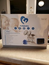 Bellababy, Electric Rechargeable Double-Breast Pump  - $50.00