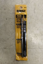 DW5227 DeWalt 5/32 in. Dia. x 6 in. L Carbide Tipped Percussion Drill Bit - $5.57