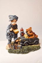 Boyds Bears: Benjamin With Matthew - Style #03524 - The Speed Trap - $22.66