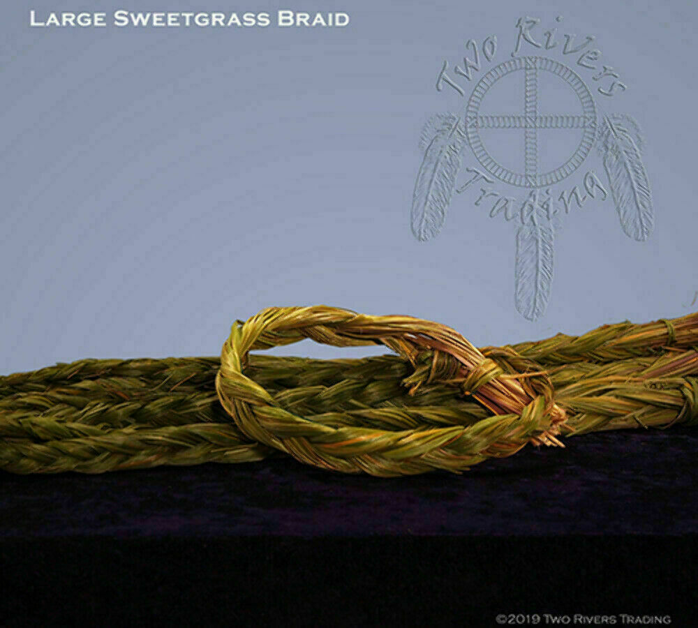 Sweetgrass Braid image 1