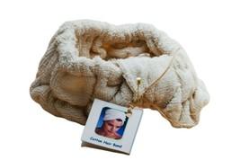 Hair band in towel cloth 100% Natural Cotton Hair Band - $24.03