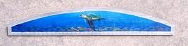 Sea Turtle Over the Door plaque beach art Nautical painting tortoise doo... - £37.81 GBP