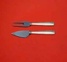 Camellia by Gorham Sterling Silver Hard Cheese Serving Set 2-Piece Custom Made - $109.00