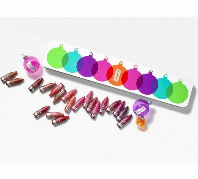 Clinique 20-Pc The Chubettes Set Chubby Stick Moisturizing Lip Colour Balm LOT