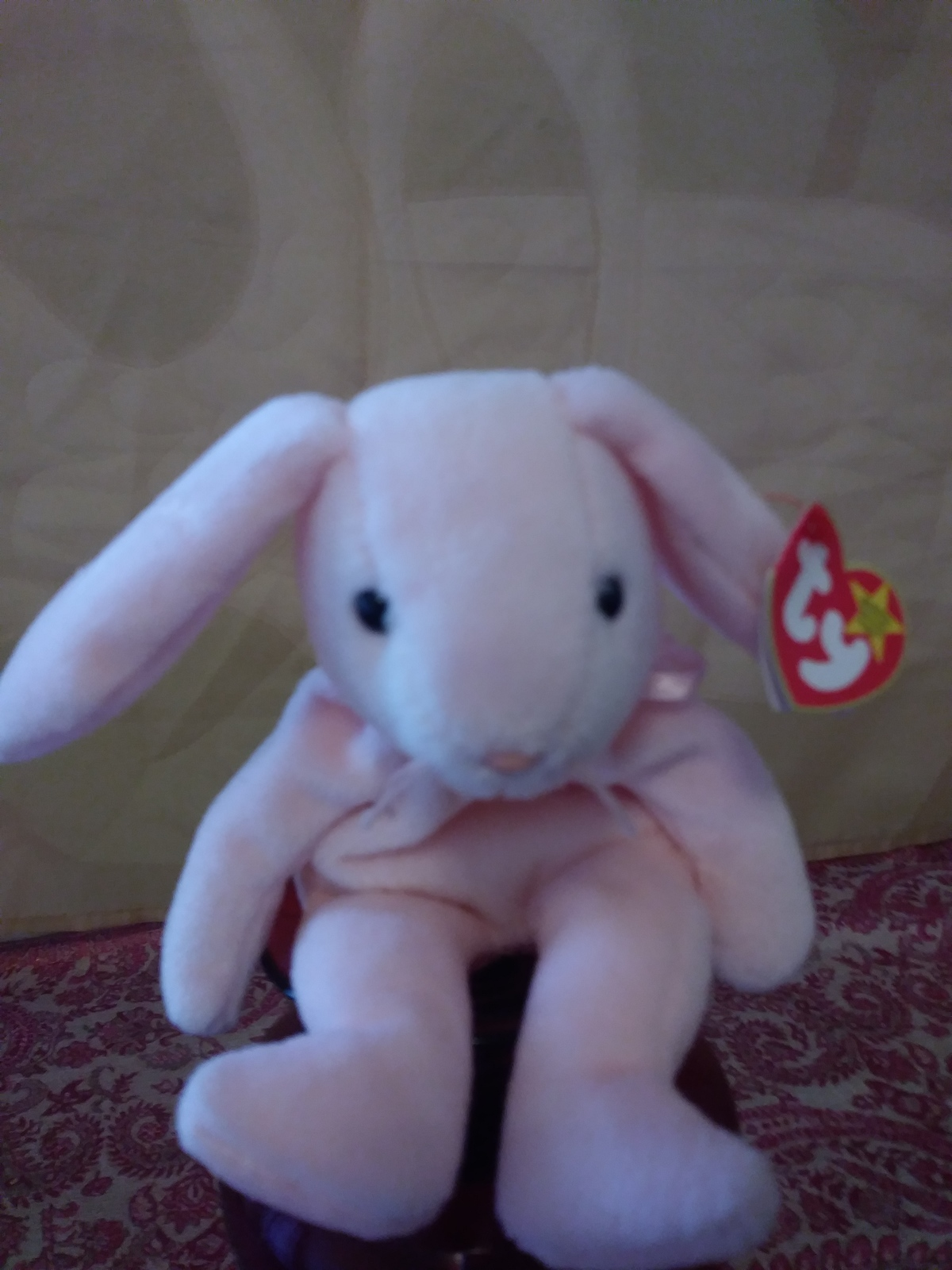 f0d74338846 Ty Beanie Baby Hoppity  Vintage 1996 pink and 50 similar items.  1523054349337255140901. 1523054349337255140901