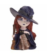 Lenox Halloween Winnie The Witch Figurine Spooky Town Black Cat Decorati... - ₹2,876.22 INR