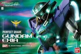 NEW Gundam 1/60 PG Gundam 00 GN-001 Gundam Exia [Lighting Model) Model Kit - $395.99