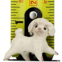 Hagen Renaker Dog Toy Poodle Ceramic Figurine image 2