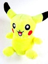 "Nintendo GameFreak Pokemon Pikachu Novelty Plush Stuffed Animal 6"" NEW - $15.04"