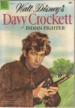 Walt Disney's Davy Crockett Comic Book Four Color #631, Dell 1955 VERY GOOD - $31.84