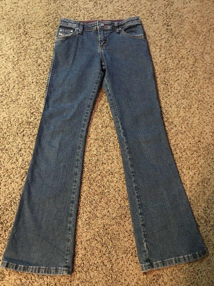 Wrangler 20X Jeans Sz 10 Regular