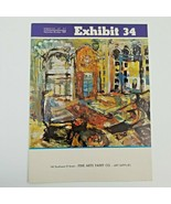 Exhibit 34 Vintage Magazine of Art Sept. - Oct. 1969 - $14.15