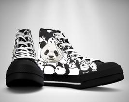 Panda  Canvas Sneakers Shoes - $49.99