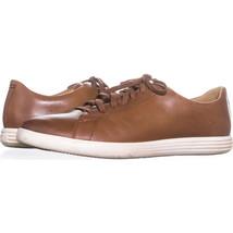 Cole Haan C26521 Lace-Up Sneakers 379, Cognac, 13 US - $47.99