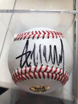 Donald Trump POTUS  Hand Signed Autographed Official League Baseball COA - $129.00