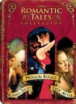DVD - Romantic Tales Collection Box Set (Moulin Rouge / Romeo + Juliet /... - $19.89