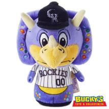 Colorado Rockies Mascot Dinger Hallmark itty bitty bittys  MLB Baseball ... - £22.57 GBP