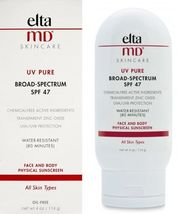 Elta Md Eltamd Uv Pure Broad Spectrum Spf 47 4oz Fresh All Skin Types 2021 - $35.95