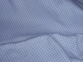 Purple Dots on Lilac Cotton Jersey Knit  Fabric 60 Inches Wide 1 Yard an... - $9.99