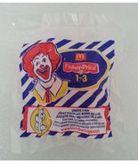 McDonalds 2004 Fisher Price Tiger Cub Mattel Toddler Happy Meal Toy - $4.99