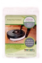 Robot Add-Ons Ultra Soft Bumper for Roomba or Scooba - $18.61