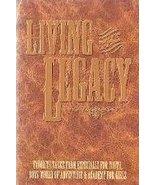 Living the legacy Berg, Art E. - $5.81