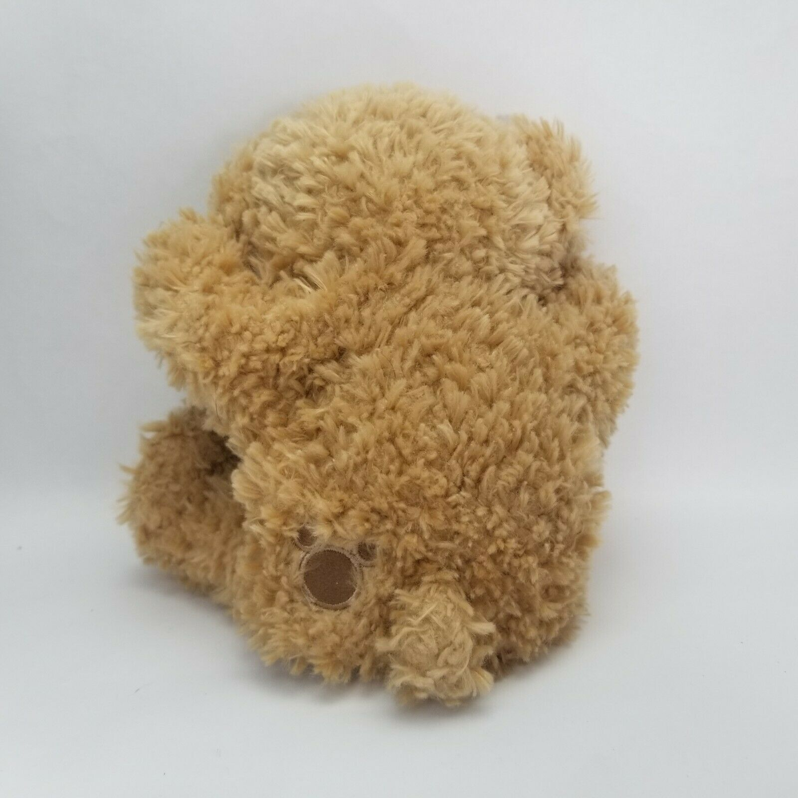 "Hidden Mickey Tan Duffy Hand Puppet Tokyo Disney Sea Plush Stuffed Animal 10"""