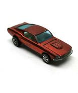 1967 Hot Wheels Redline Custom Mustang Ford Lincoln Diecast Mattel Made ... - $186.99