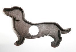 Dachshund Wiener Dog Puppy Breed Animal Pet Cookie Cutter 3D Printed USA... - $1.99