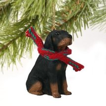 Conversation Concepts Coonhound Black & Tan Original Ornament - $11.99