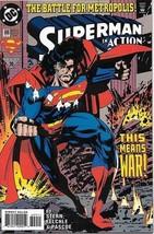 Action Comics Comic Book #699 Dc Comics 1994 Near Mint Unread - $2.99