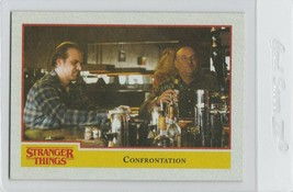 Stranger Things Confrontation 58 Topps Netflix 2018 Season One trading card - $2.99