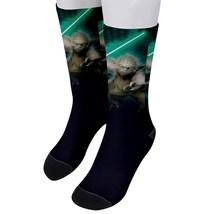 Men`s crew socks yoda jedi star wars - $26.00