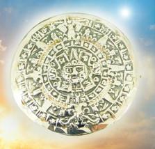 Haunted NECKLACE 8000X  AZTEC TREASURES WEALTH HIGH MAGICK 7 SCHOLARS Cassia4 - $377.77