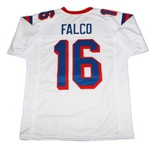 Falco #16 The Replacements Movie New Men Football Jersey White Any Size image 2