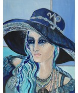 Painting of Capricorn - £179.96 GBP