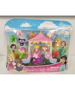 NEW SEALED Disney Little Kingdom Royal Friends Figure Collection Walmart... - $14.84